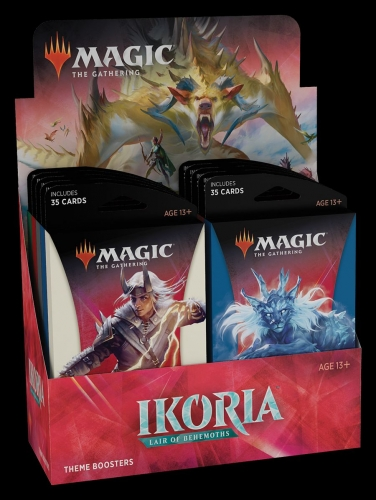 Ikoria: Lair of Behemoths Theme Booster Display en.