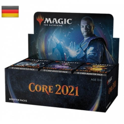 M21 Core Set Draft Booster Display de.