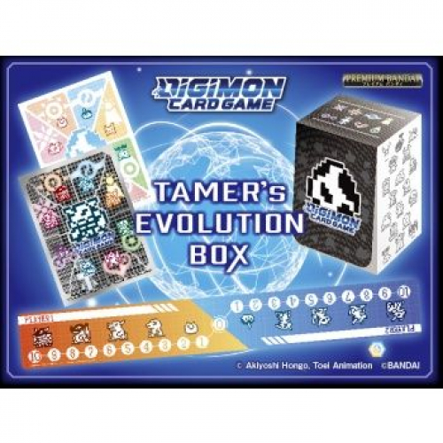 Digimon Card Game - Tamer's Evolution Box PB-01 - EN