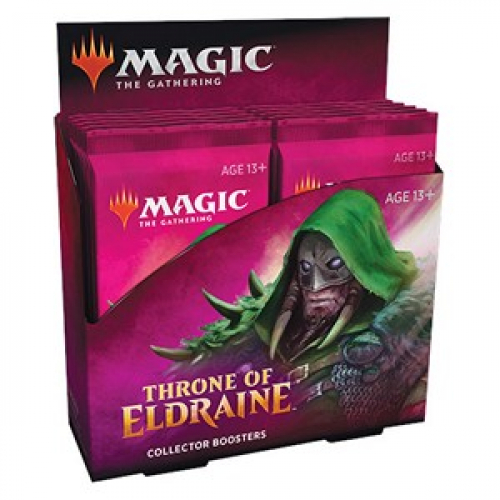 Throne of Eldraine Collector Booster Display (12 Boosters) en..