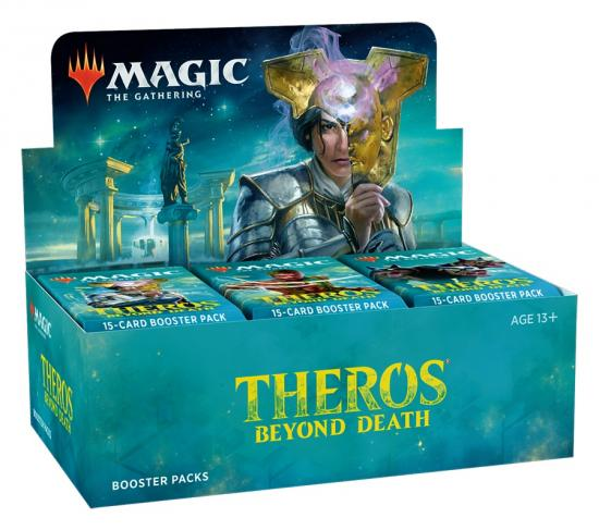 Theros Beyond Death Booster Display en.